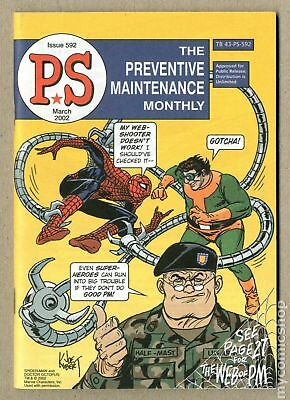 PS The Preventive Maintenance Monthly (1951) #592 VF+ 8.5