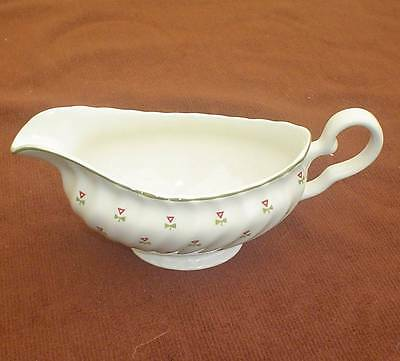"Laura Ashley ""thistle"" Gravy Boat"