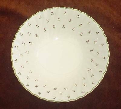 "Laura Ashley ""thistle""  Large Serving Bowl"