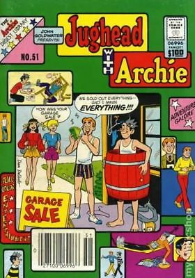 Jughead with Archie Digest (1974) #51 VG LOW GRADE