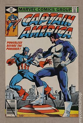 Captain America (1968 1st Series) #241 FN+ 6.5