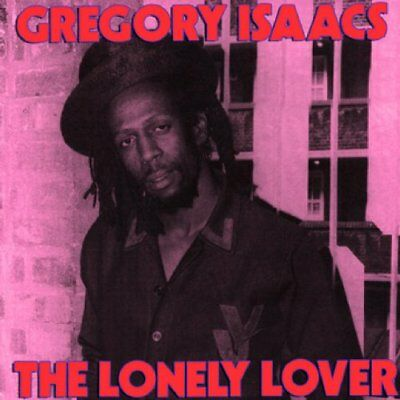 Isaacs, Gregory - Lonely Lover Vinyl LP Vpro NEU
