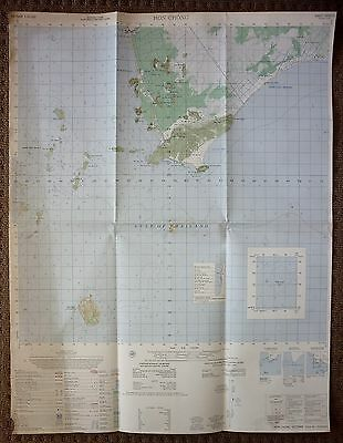 5929 iii - 1966 MAP - VC CONTROLLED - HON CHONG - Forest of Assassins - 5929 iii