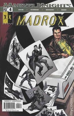 Madrox (2004) #4 FN