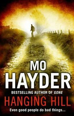 NEW Hanging Hill By Mo Hayder Paperback Free Shipping
