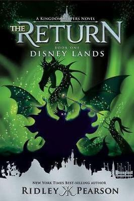 NEW The Return : Book 1 Disney Lands By Ridley Pearson Paperback Free Shipping