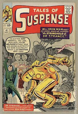 Tales of Suspense (1959) #41 GD+ 2.5