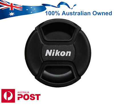 52mm Lens Cap for NIKON DSLR AF-S 18-55mm VR 35mm 1.8G 50mm 1.4D 1.8D