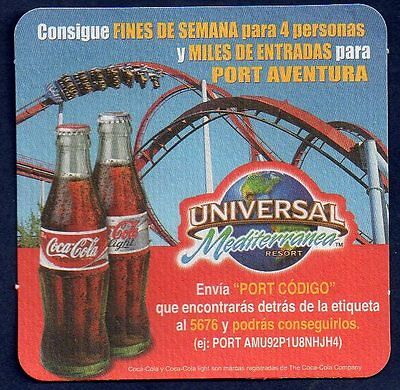 Coca Cola  - Coaster From Spain  Jl17014