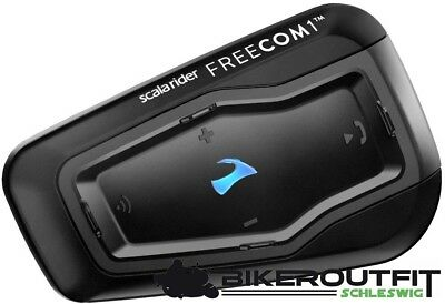 CARDO Headset Scala Rider FREECOM 1 Kommunikationsgerät Bluetooth 4.1 Freisprech