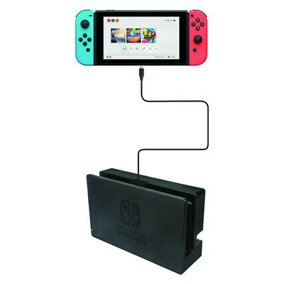 3in1 Ventilation Stand+ Card Case+ Extension Cable Cord for Nintendo Switch NEW