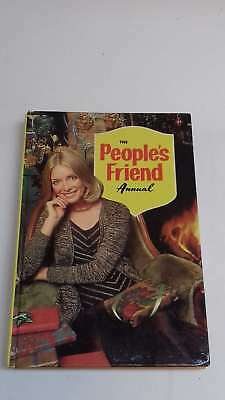 The People's Friend Annual 1977 by , Hardcover   1976-01-01, Good