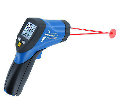 Sykes-Pickavant 30044000 | Dual Laser Infra-Red Thermometer - High Precision