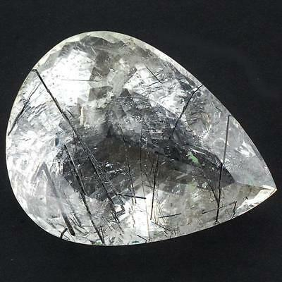 587 Cts Certified Unheated Natural Rutile Quartz AAA Museum Grade Huge Gemstone