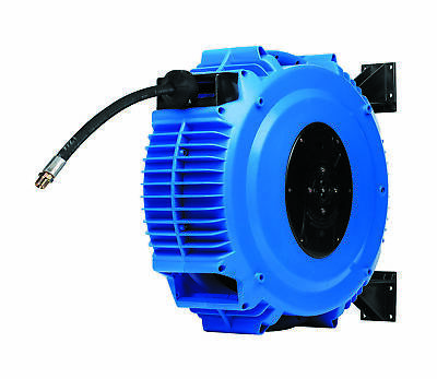 Sykes-Pickavant 53399100 | Retractable Hose Reel - Air / Water - 18M X 12mm