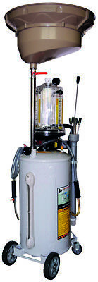 Sykes-Pickavant 53390500 | Pneumatic Oil Extractor + 9 Litre Inspection Chamber