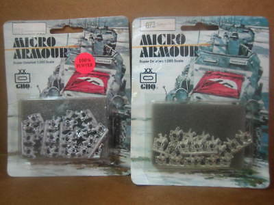 Micro Armour ++ German Cosacks & German Cavalry ++