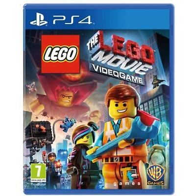 The LEGO Movie Videogame PS4 - 7+ Kids Game For Sony Playstation 4 NEW & SEALED
