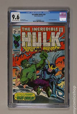Incredible Hulk (1962-1999 1st Series) #126 CGC 9.6 1355860001