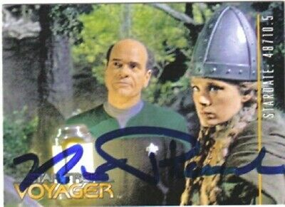 Robert Picardo Star Trek Voyager Doctor Autograph Card NEW