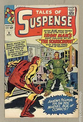 Tales of Suspense (1959) #51 GD+ 2.5