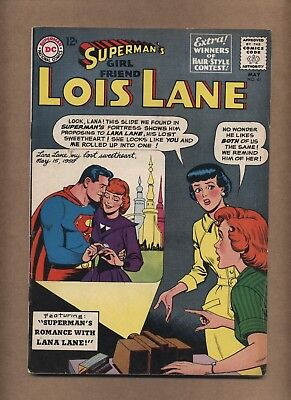 Superman's Girlfriend Lois Lane 41 (G+) Silver Age; DC Comics; 1963 (c#15923)