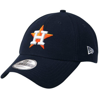 Houston Astros MLB New Era 9FORTY 'The League' Adjustable Cap