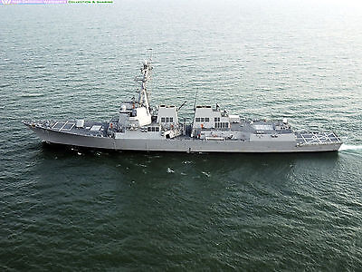 The Last Ship Giant 1/96 Scale USS Nathan James Missile Cruiser Destroyer Plans