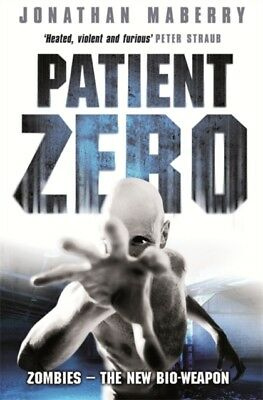 Patient Zero (Paperback), Maberry, Jonathan, 9780575086937