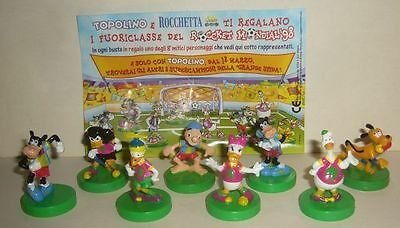 TOP RAR - Topolino (1998) Fussball Team 1 mit BPZ