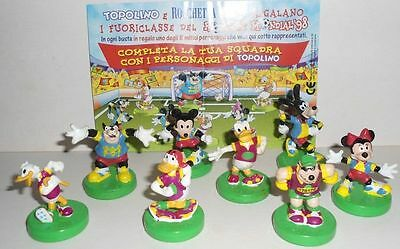 TOP RAR - Topolino (1998) Fussball Team 2 mit BPZ