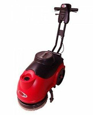 Viper Fang 15B Compact Battery Micro Auto Floor Scrubber Nylon Brush Included