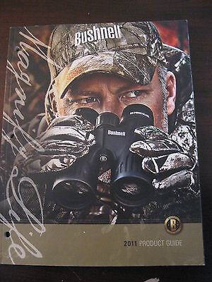 Bushnell Magnify Technology Military Catalog Booklet 2011 Product Guide