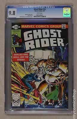 Ghost Rider (1973 1st Series) #53 CGC 9.8 0965568001