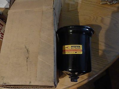 Nos Mopar Oil Filter 2448371 Plymouth Dodge 1956 - 68 273 318 1960 1957 Chrysler