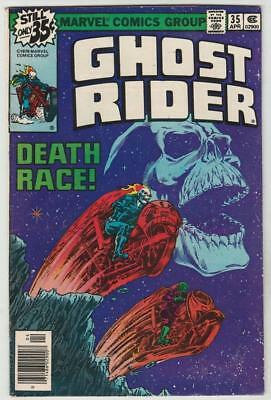 Ghost Rider #35 The strict  VF/NM 9.0 High-Grade   Many more up    Richmond