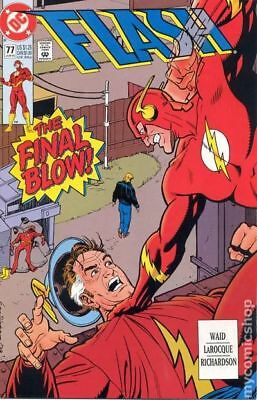 Flash (1987 2nd Series) #77 FN