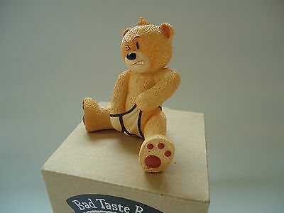 Bad Taste Bears Russell bear novelty collectible figure NEW old stock NOS