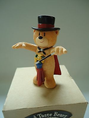 Bad Taste Bears Mr. Magica bear novelty collectible figure NEW old stock NOS