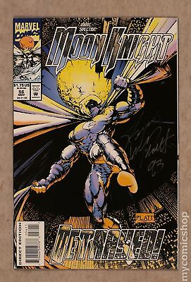 Marc Spector Moon Knight (1989) #56 VF 8.0