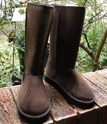 The Boot Australia Chocolate Ugg Boots Size 5