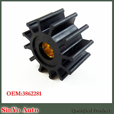 Water Pump Impeller For Volvo Penta OMC Cobra 3862281 21951346 21951348 3855546