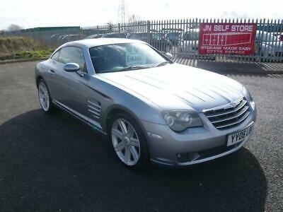 2006 Chrysler Crossfire 3.2 V6 2dr Auto 2 door Coupe