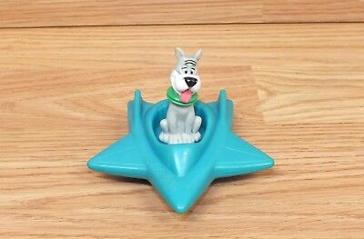 Genuine Hanna Barbera Vintage (1989) Jetsons Astro The dog On a Flying Car *READ