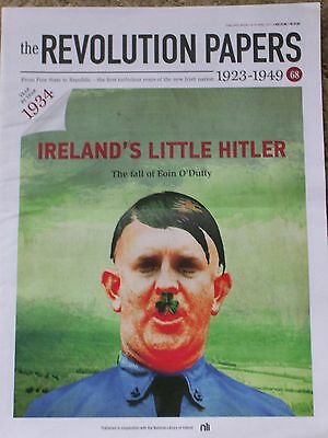THE REVOLUTION PAPERS-part 68-Irish newspapers(1923-1949)IRELAND'S LITTLE HITLER