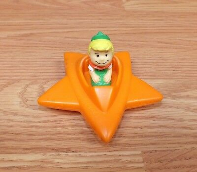Genuine Hanna Barbera Vintage (1989) Elroy Jetson In Flying Car Only **READ**