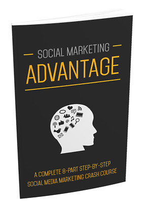 Blueprint To Dominating Social Media Marketing - eBook, Videos and Bonuses on CD