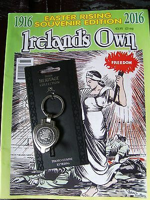 Ireland's Own Easter Rising Souvenir Edition 1916/2016/ireland Photo Fra Keyring