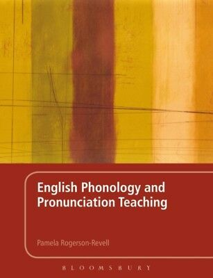 English Phonology and Pronunciation Teaching (Paperback), Rogerso...