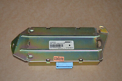 98-04 C5 Corvette Convertible Bose Amplifier 10283023